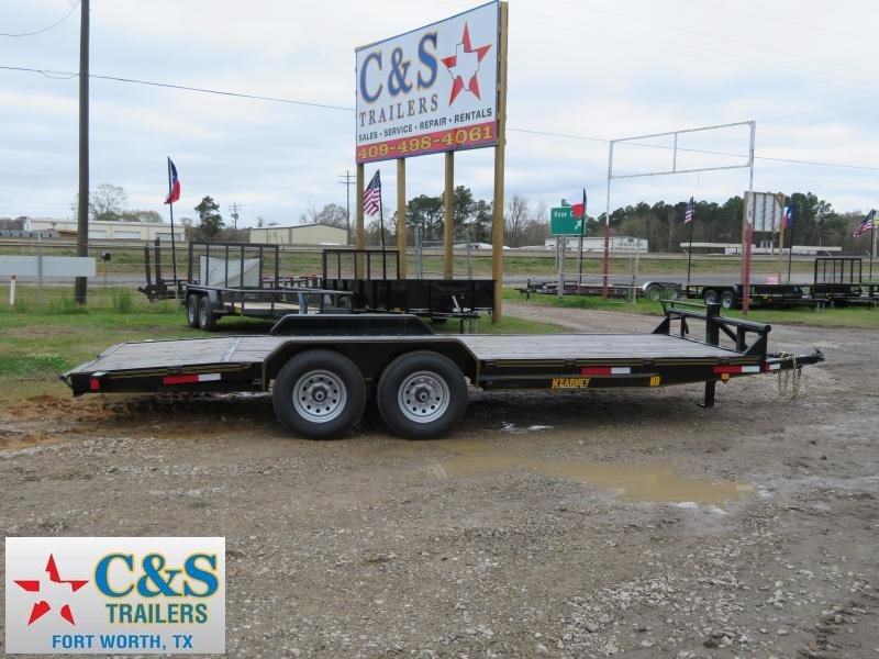 2020 Kearney 82 x 20 Car / Racing Trailer