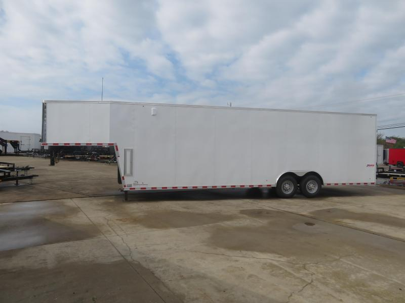 2020 Pace American 8.5 X 36 Enclosed Cargo Trailer