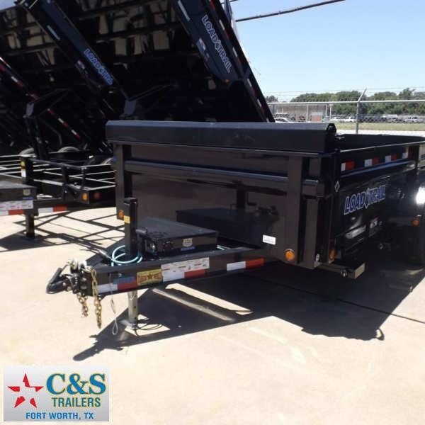 Rental 67 - 2016 Load Trail 83 x 7 Dump Dump Trailer
