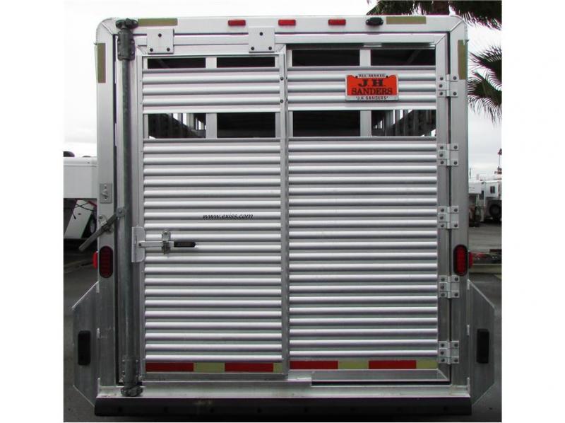 2003 Exiss Trailers Aluminum