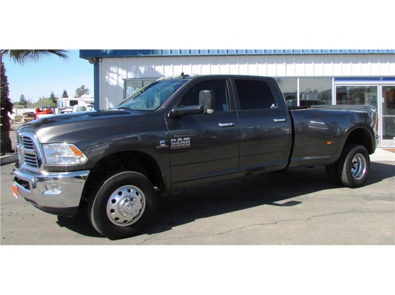 2016 Ram 3500 Crew Cab Big Horn Pickup 4D 8 ft