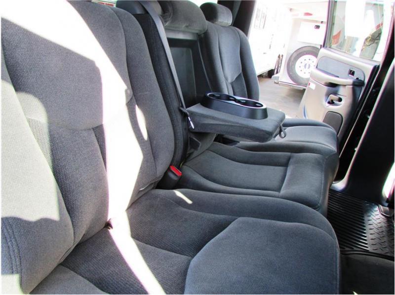 2003 GMC Sierra 2500 HD Crew Cab SLT Pickup 4D 6 1/2 ft