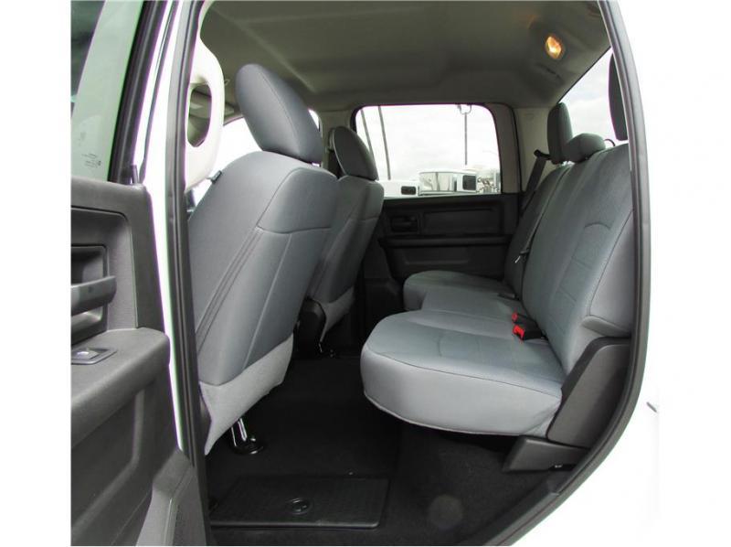 2018 Ram 2500 Crew Cab Tradesman Pickup 4D 6 1/3 ft
