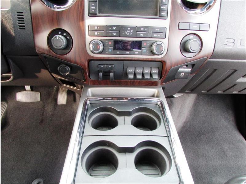 2012 Ford F450 Super Duty Crew Cab Lariat Pickup 4D 8 ft