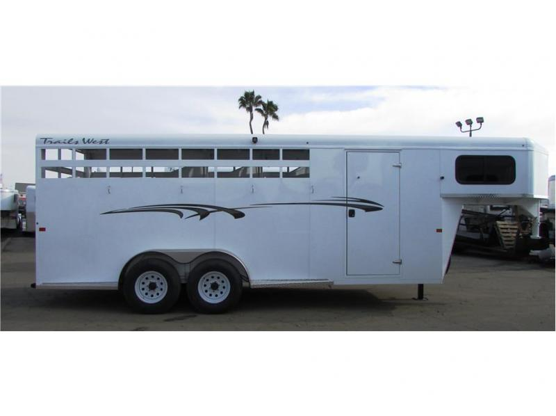 2020 Trail Dust Adventure Other Trailer