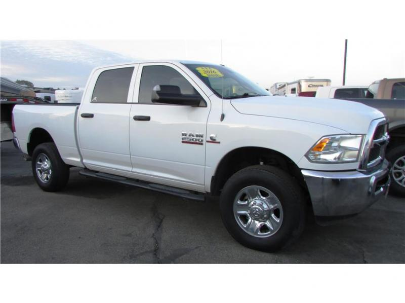 2016 Ram 2500 Crew Cab Tradesman Pickup 4D 6 1/3 ft