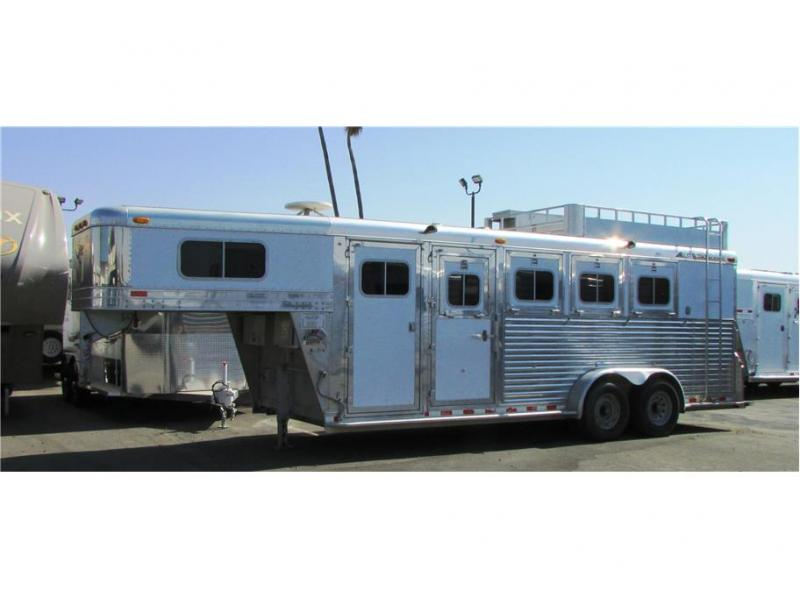 2000 Elite Trailers 4H GN