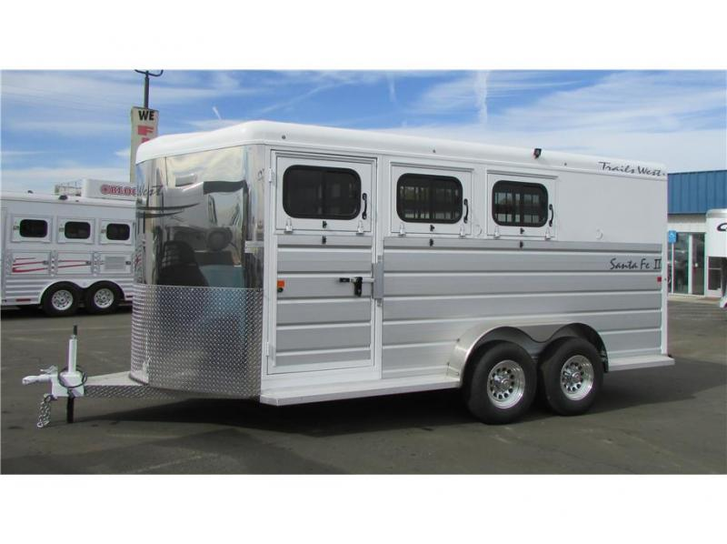 2019 Trails West Manufacturing Santa Fe II 18ft. BP