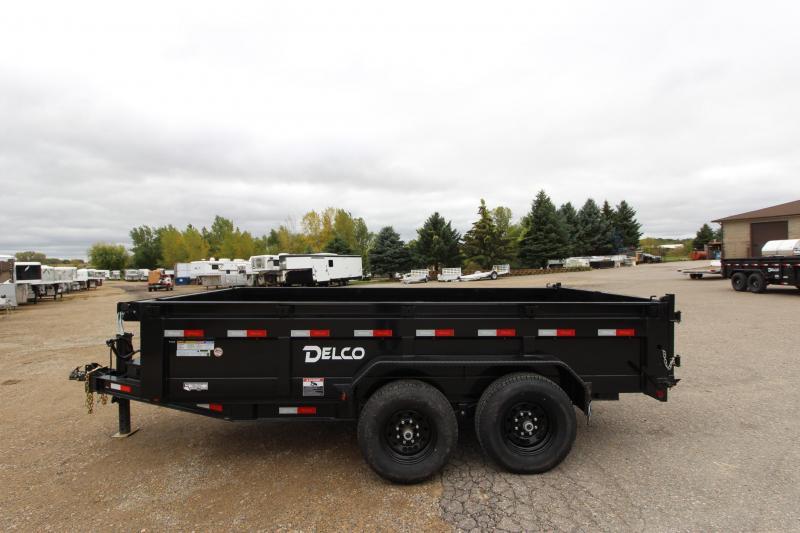 2020 Delco Trailers 14 Dump Trailer