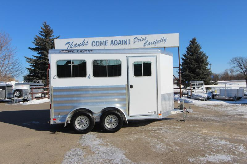 2013 Featherlite 2HR 9409 BP Horse Trailer
