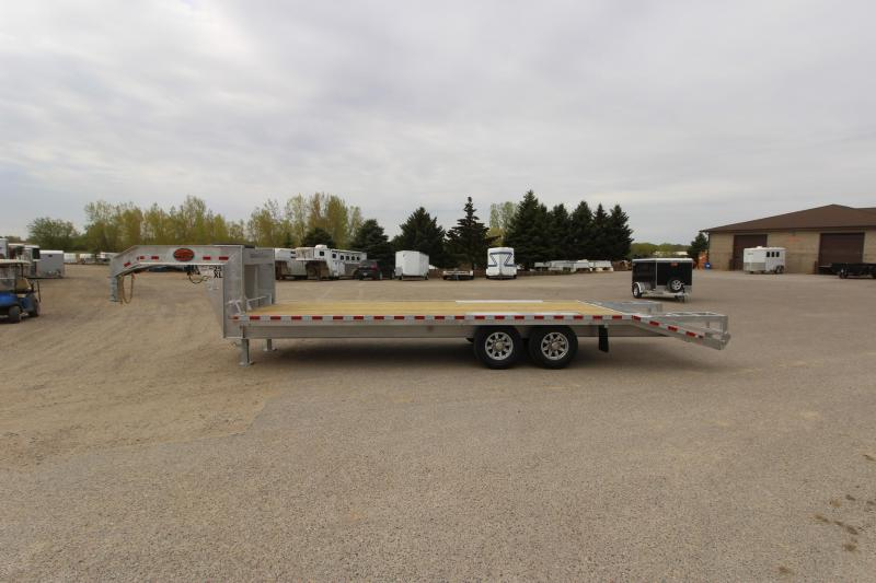 2021 Sundowner Trailers 25XL 20' + 5' Equipment Trailer