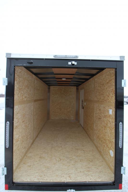 2020 American Hauler Scout 6x12 Enclosed Cargo Trailer