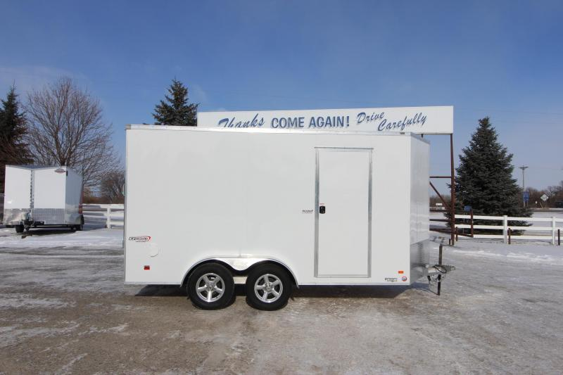 2019 Bravo Trailers 7x14 BP Enclosed Cargo Trailer