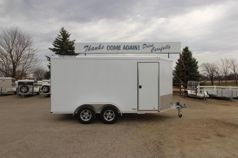 2020 Featherlite 1610 14' Enclosed Cargo Trailer