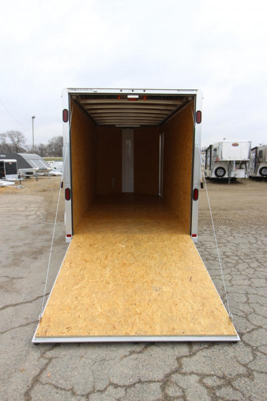 2020 Featherlite 1610 16 7 (H) Enclosed Cargo Trailer