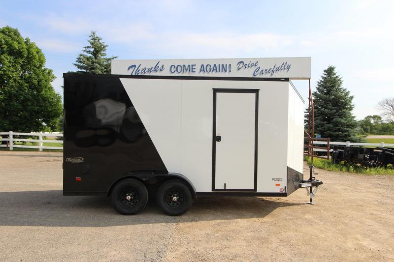 2020 Bravo Trailers Scout 7x14 Enclosed Cargo Trailer