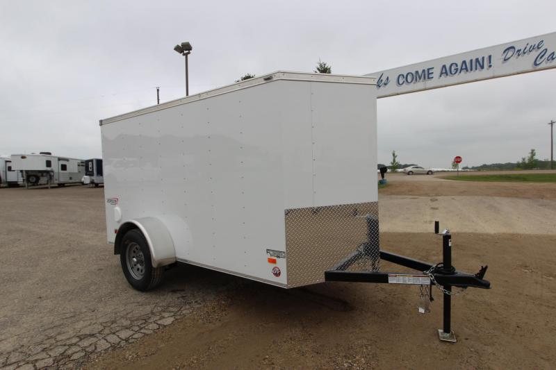 2019 Bravo Trailers Scout 5x10 Enclosed Cargo Trailer