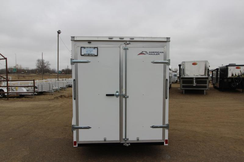 2020 American Hauler 6X10 Arrow Enclosed Cargo Trailer
