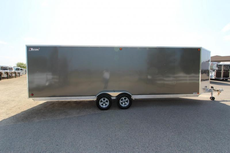 2018 Triton XT247 Snowmobile Trailer