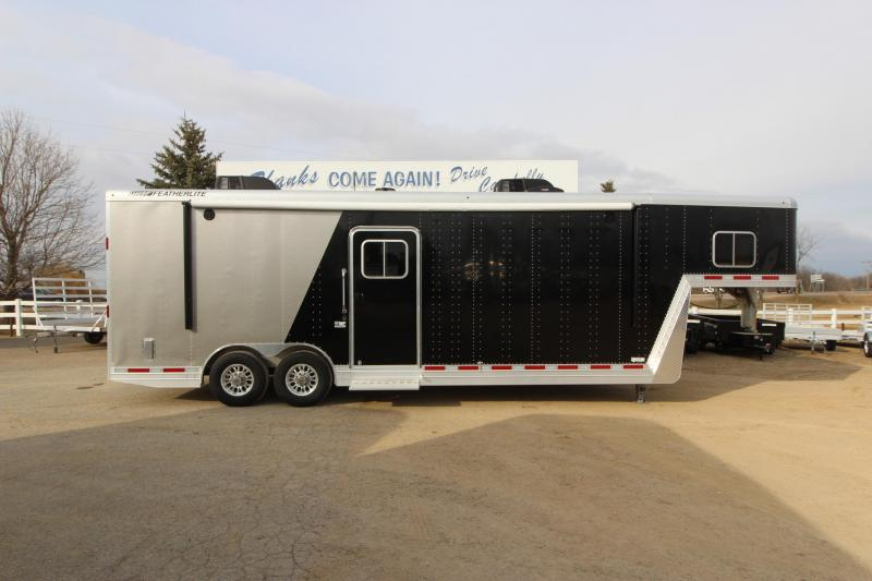 2018 Featherlite Other (Not Listed) 4941 24 LQ Toy Hauler RV