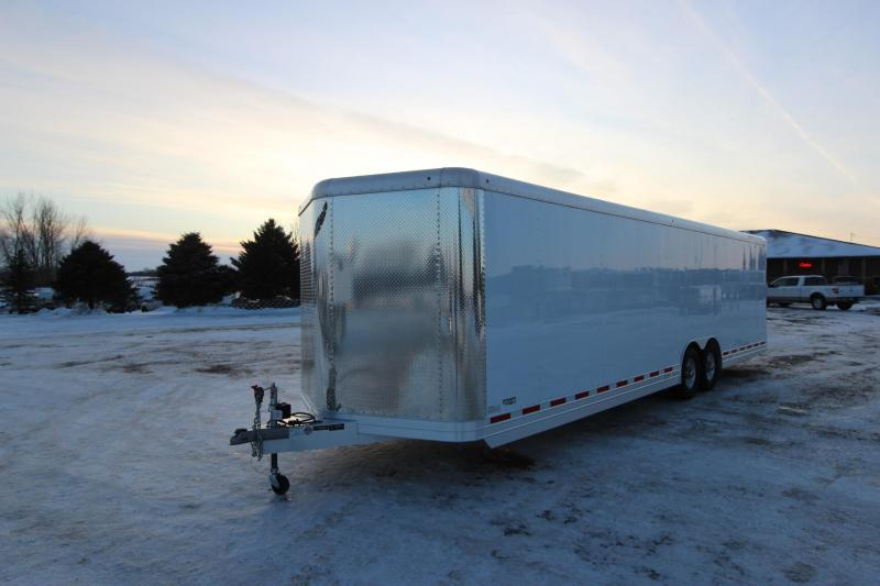 2019 Featherlite 4926 30' BP Car / Racing Trailer