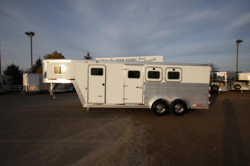 Used Featherlite Horse And Livestock Trailers