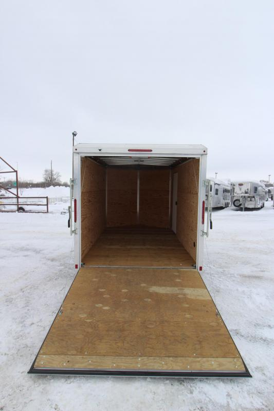 2019 Triton Vault 7x12 Enclosed Cargo Trailer