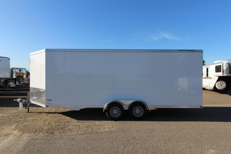 2020 Featherlite 1610v 20 Enclosed Cargo Trailer