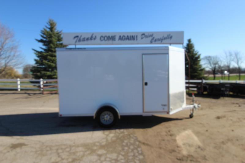 2020 Featherlite 1610 12 7 H Enclosed Cargo Trailer
