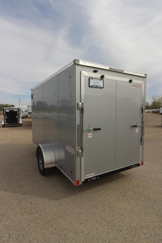 2020 Bravo Trailers 6x12 Enclosed Cargo Trailer