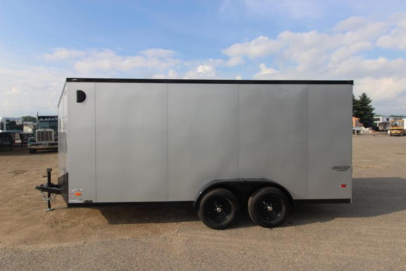 2020 Bravo Trailers Scout 7x16 Enclosed Cargo Trailer