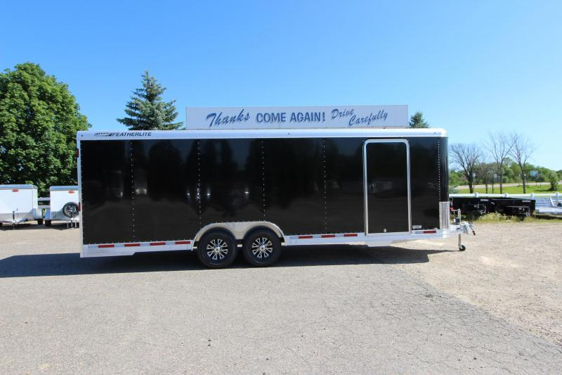 2020 Featherlite 4926 24' Car / Racing Trailer