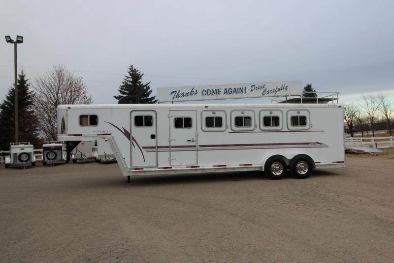 Used Exiss Trailers Horse Trailers For Sale Horse
