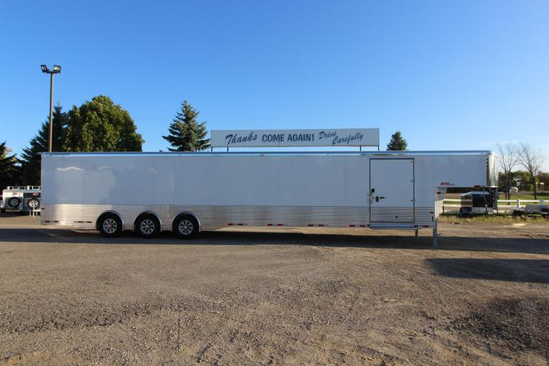 2020 Sundowner Trailers 40 GN Car / Racing Trailer