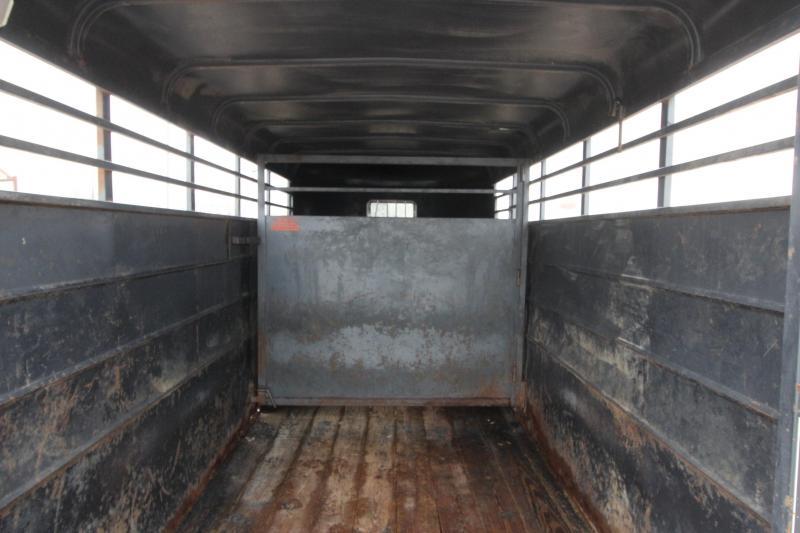 2011 Calico Trailers 16' Livestock Trailer