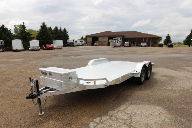 2018 Cargo Mate 18' Car / Racing Trailer