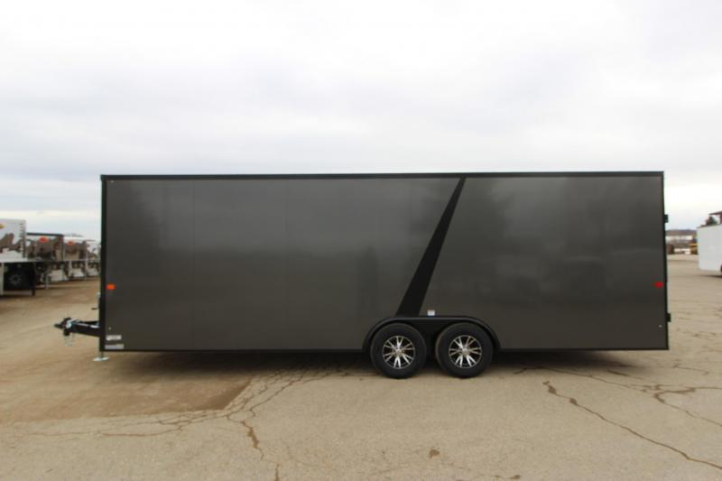 2020 AERO 8.5 x 24 BP Car / Racing Trailer