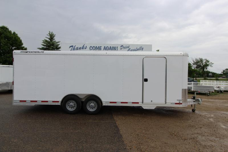 2019 Featherlite 4926 24 Car / Racing Trailer