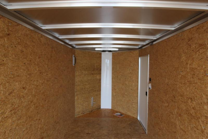 2020 Featherlite 1610 16' BP Enclosed Cargo Trailer