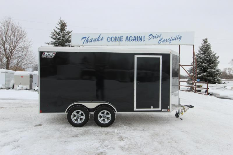 2019 Triton Vault 7x14 Enclosed Cargo Trailer