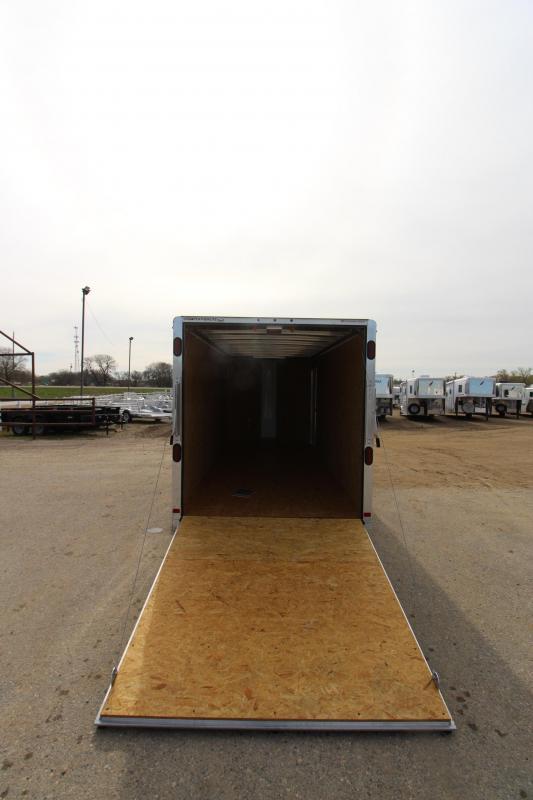 2019 Featherlite 1610 16 Enclosed Cargo Trailer