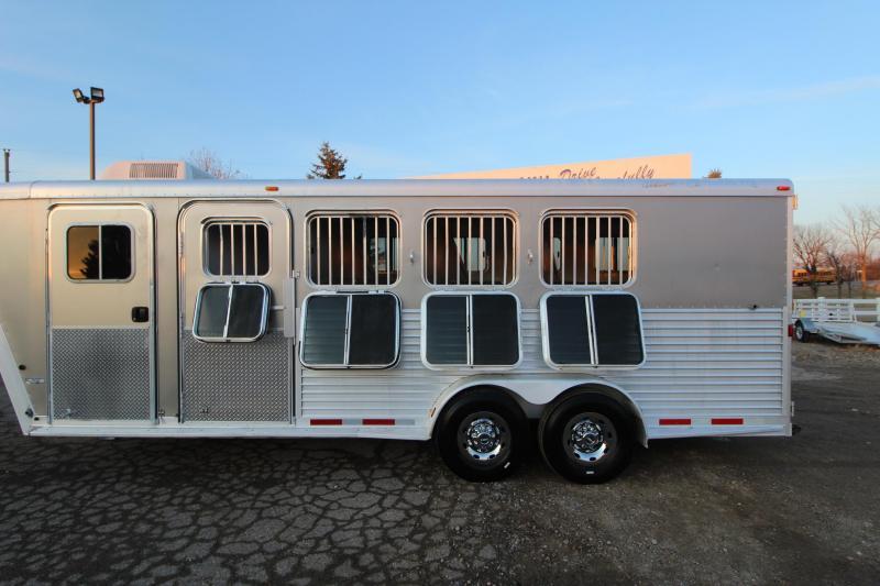 2006 Featherlite 8541 4HR GN Horse Trailer