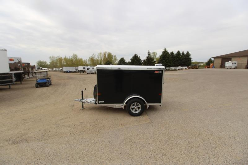 2021 Sundowner Trailers Mini Go 5x8 Enclosed Cargo Trailer