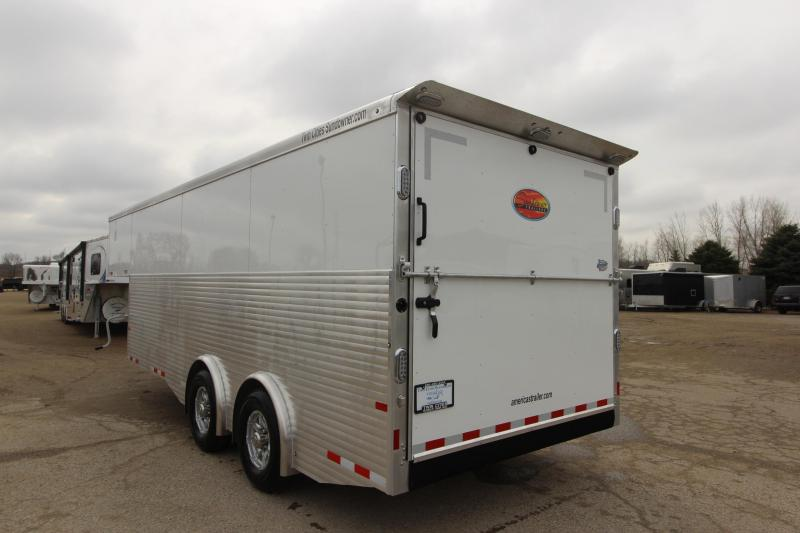 2021 Sundowner Trailers 20' GN Car / Racing Trailer