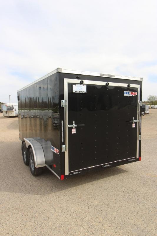 2020 Bravo Trailers 7x14 Enclosed Cargo Trailer