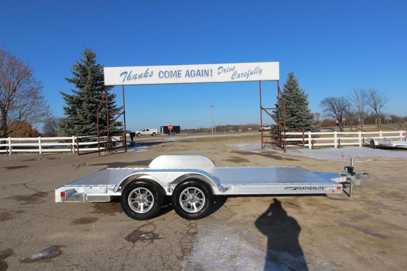 2019 Featherlite 3182 16' Car / Racing Trailer