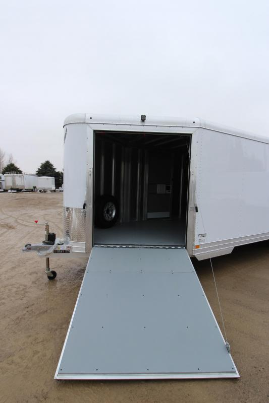 2019 Featherlite 4926 24 BP Drive on Drive off Car / Racing Trailer