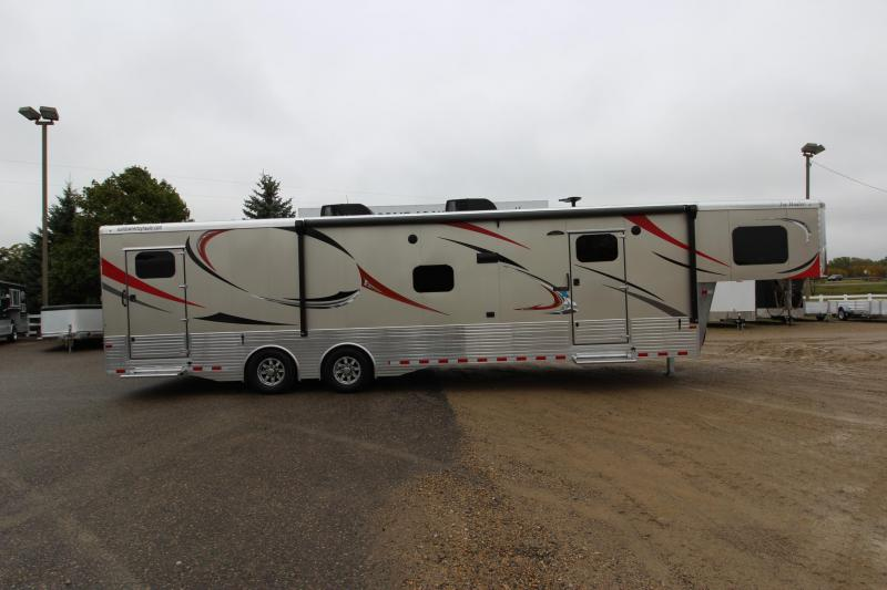 2019 Sundowner Trailers 31 Open Toy Hauler