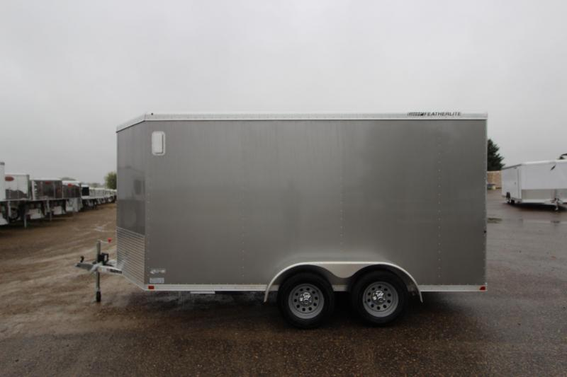 2020 Featherlite 1610 14 7 (H) Enclosed Cargo Trailer