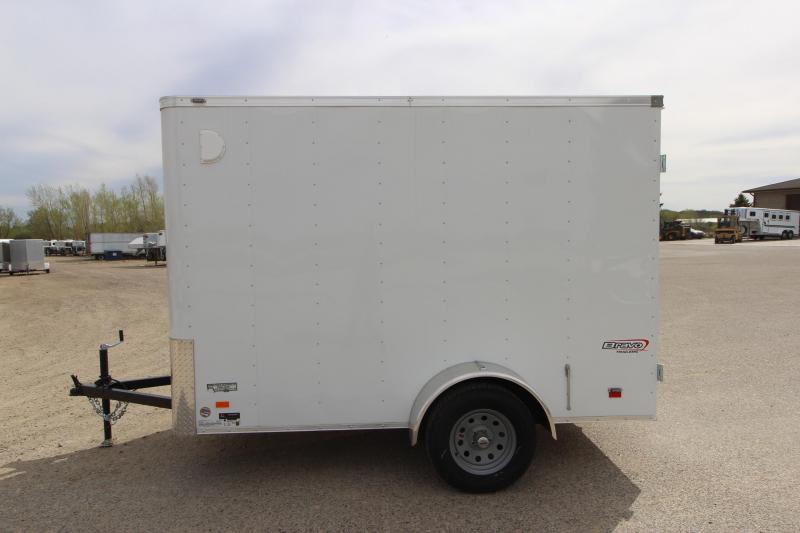 2020 Bravo Trailers 6x10 Enclosed Cargo Trailer